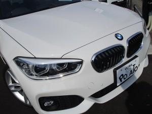 BMW120i パーキンクサポートPKG