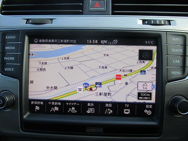 VWゴルフヴァリアント TSIコンフォートライン ブルーモーションテクノロジー3