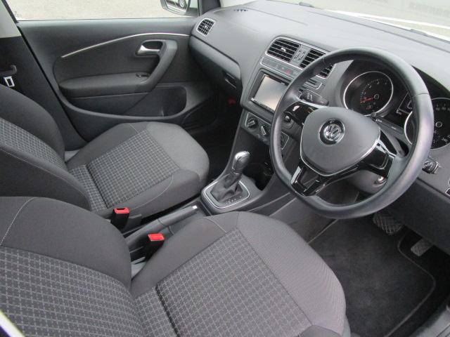 VWポロ TSIコンフォートライン ブルーモーションテクノロジー2