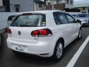 VWゴルフ コンフォートライン プレミアムエディション御成約頂きました。
