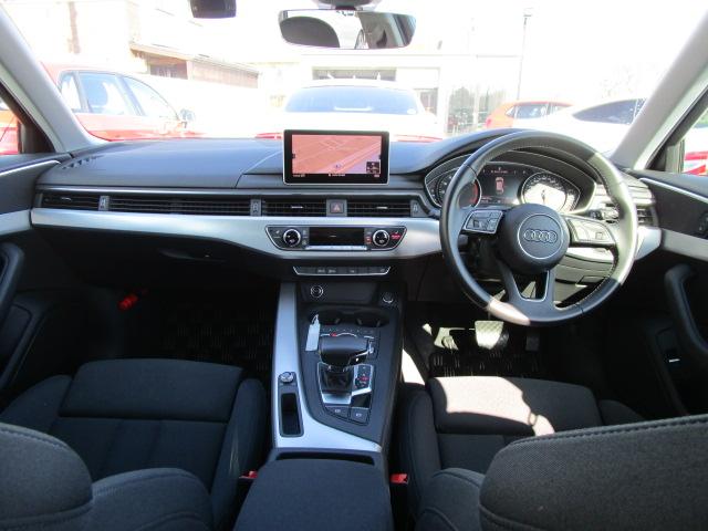 アウディA4アバント1、4TFSI ファーストエディション ワンオーナー車2