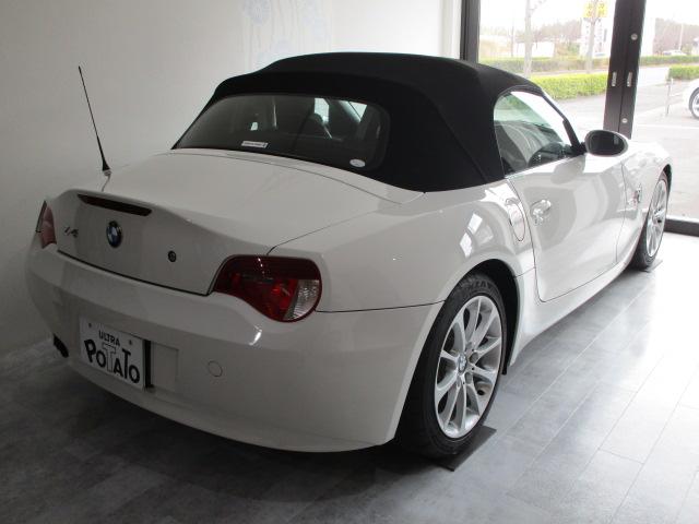 BMW Z4ロードスター2,5I1