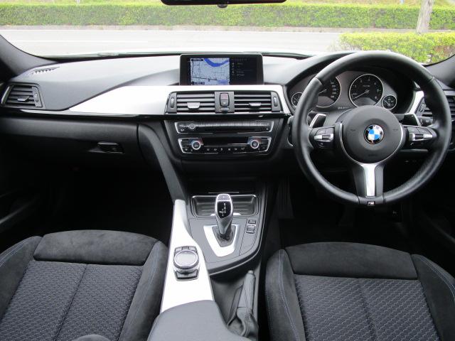 BMW320dブルーパフォーマンスツーリング Mスポーツ  ディーゼル車2