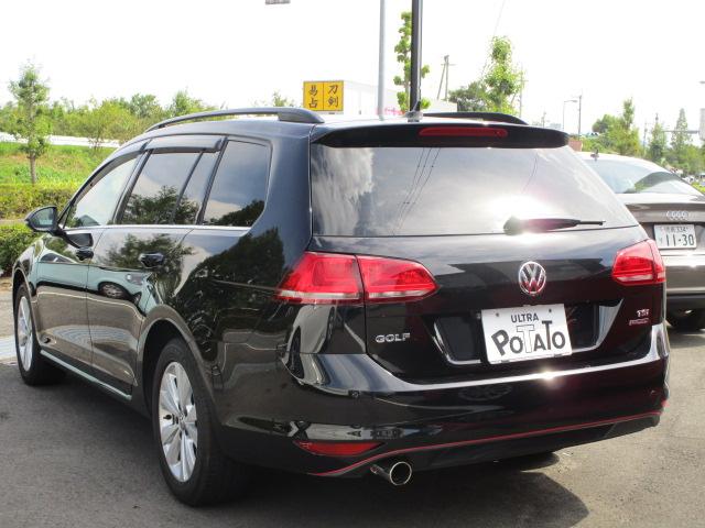VWゴルフヴァリアント TSIコンフォートライン ブルーモーションテクノロジー1