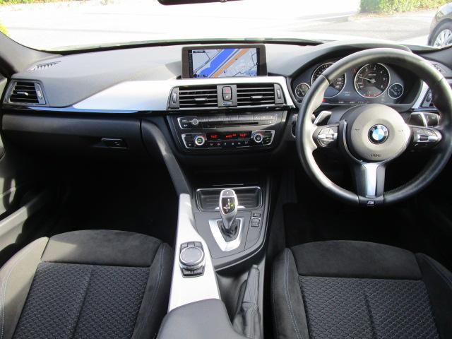 BMW320dブルーパフォーマンス Mスポーツ(ディーゼル車)2