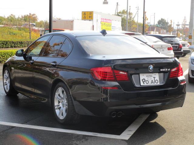 BMW523dブルーパフォーマンス Mスポーツ(ディーゼル車)1
