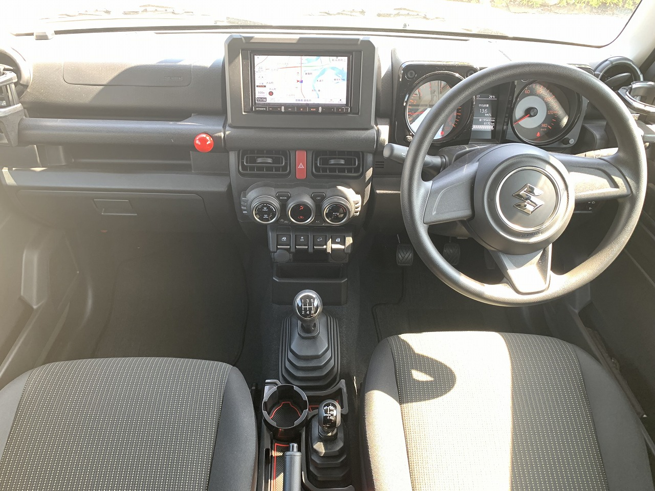 ジムニー XLセーフティサポート装着車2